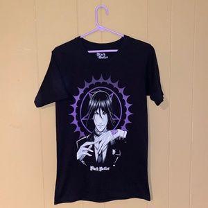 Black Butler (Sebastian) T-shirt